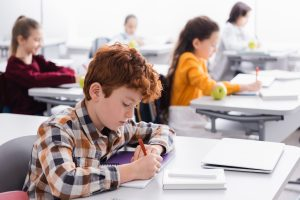 is elemetary education enough for our kids