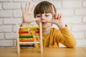 visual learning for kids